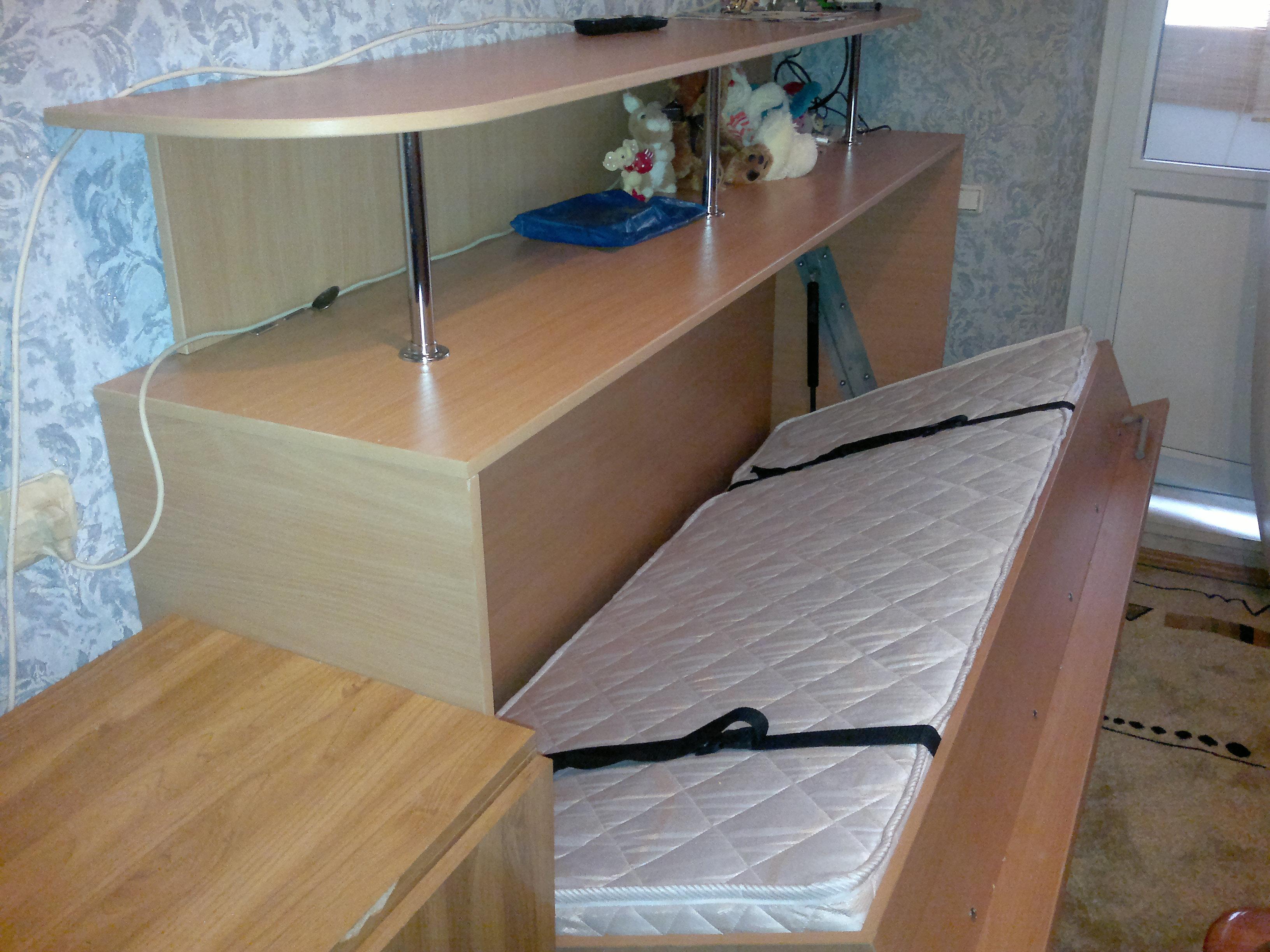 Изготовление мебели своими руками 27