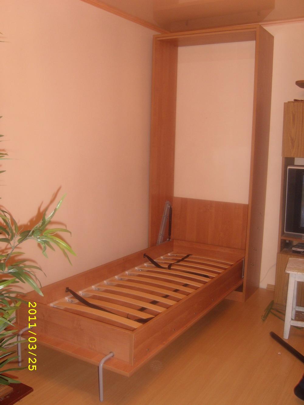 Кровать трансформер стол на балкон..